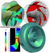 3D- Pumpenlaufrad | Berechnungsgang