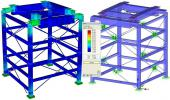 FEM-Berechnungen | Stahlbau- Statik
