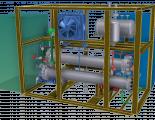 3D-Anlage
